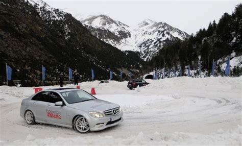 cadenas nieve x5 los mejores consejos para conducir sobre nieve ecomotor es