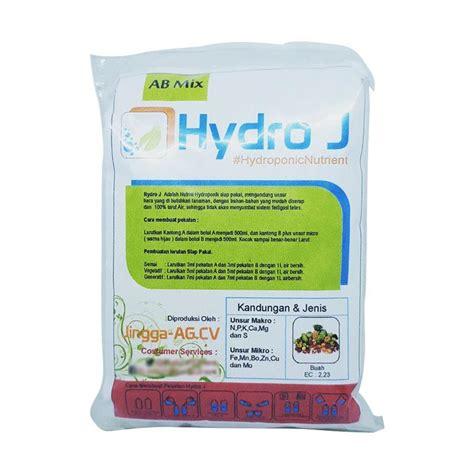 Nutrisi Hidroponik Ab Mix Buah jual hydro j ab mix buah hidroponik nutrisi tanaman 250 g