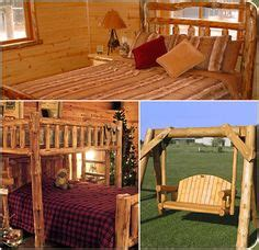 log cabin furniture on log furniture rustic