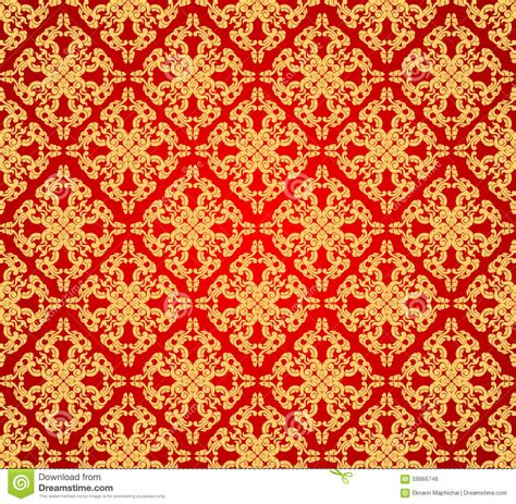 floral pattern in gold gold floral pattern stock photo image 59966746