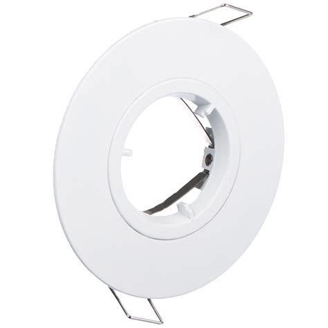 Downlight 5 Fitting Sing downlight fittings in white chrome of gold