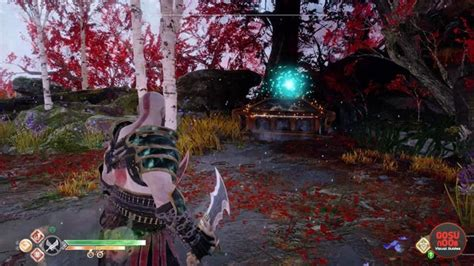 house of war witch s house nornir rune chest puzzle solution in god of war