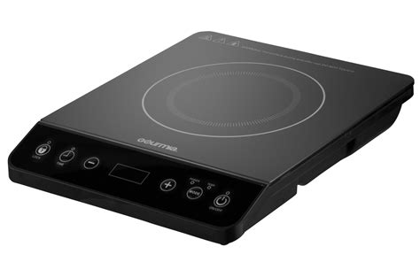 cooktop induction reviews gourmia gic 200 1800w induction cooktop review