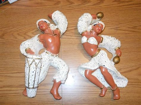 african american baby ceramic molds 315 best chalkware ceramic images on pinterest