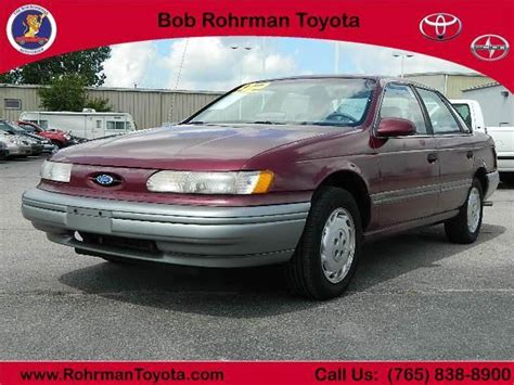 1992 ford taurus for sale 1992 ford taurus for sale carsforsale