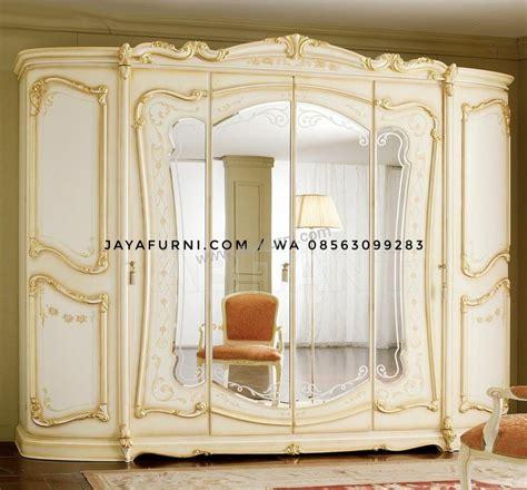 Cermin Pintu lemari baju mewah 6 pintu cermin jayafurni mebel jepara jayafurni mebel jepara
