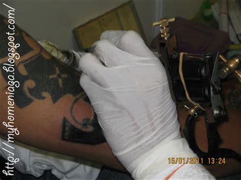 tattoo etnik dayak mygamanborneo tattoo expo 2011 seni ukiran tatu etnik iban