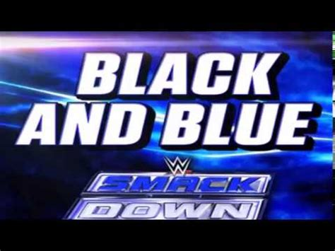 theme song smackdown 2015 wwe smackdown official theme song 2014 2015 youtube