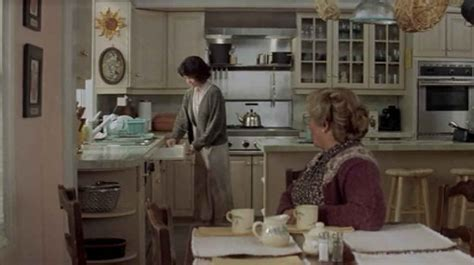 the kitchen movie famous kitchens get the look mrs doubtfire movie homes
