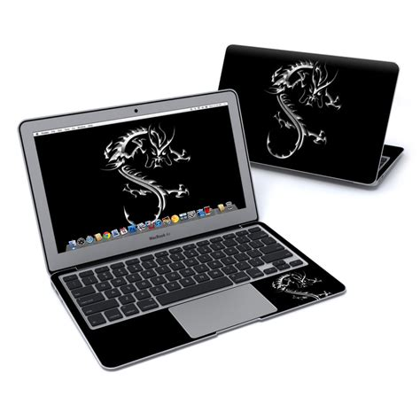 Chromes Crush Proof For Mac Laptops by Macbook Air 11in Skin Chrome Decalgirl