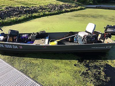 used tracker boats for sale in pa bass tracker boats for sale in pennsylvania