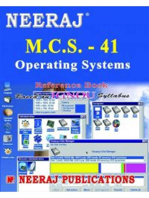 Ignou Mba Guide Books by Mcs 041 Operating Systems Ignou Guide Book For Mcs041