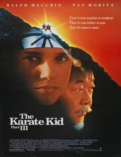 the karate kid 2 2016 starseekercom ver karate kid 3 el desaf 237 o final 1989 online pelicula