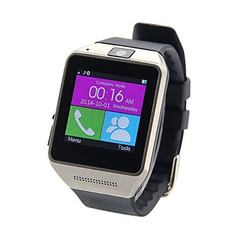 Smartwatch Gv08 hysjy 174 gv08 bluetooth smart phone support sim card smartwatch with wristwatch for