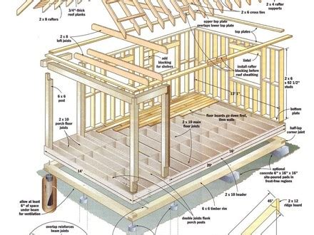 Shed Roof Cabin With Loft by Small Cabin Plans With Loft Small Cabin Plans Basic Cabin