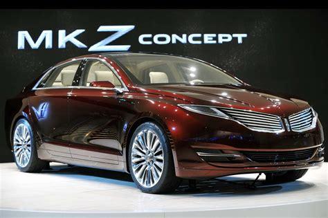 Lincoln Mkz Sedan by 2012 Lincoln Mkz Sedan