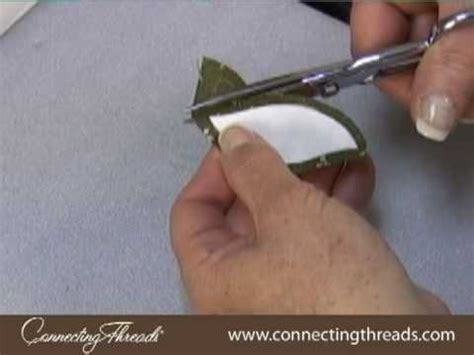 hand quilting tutorial youtube applique tutorial freezer paper technique youtube