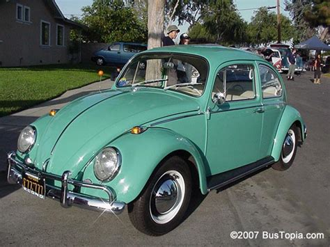 vintage volkswagen bug original paint color sles from bustopia