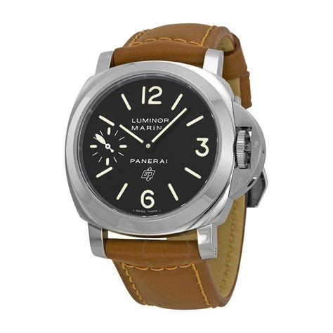 panerai luminor marina panerai luminor marina black mechanical s