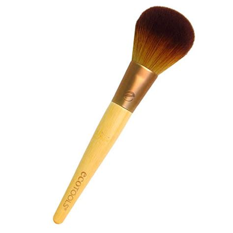 N Powder Brush ecotools bamboo powder brush 1 brush iherb