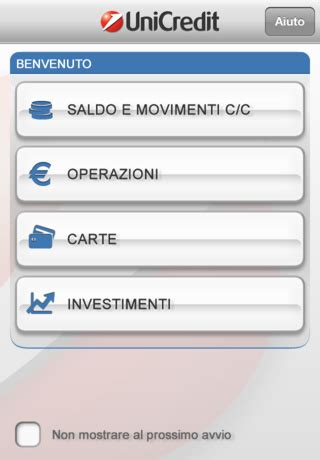 unicredit area clienti unicredit iphone app italiane