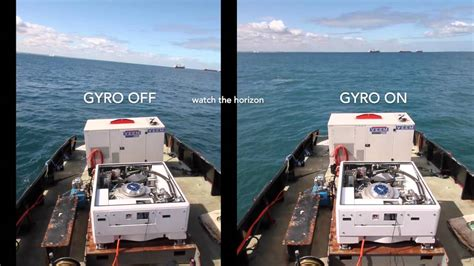 gyro boat sea trial 70 tonne tug boat veem gyro 120 youtube