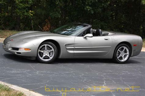 2000 convertible corvette for sale 2000 corvette convertible for sale at buyavette 174 atlanta