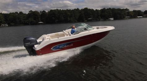 robalo r227 boat test playing robalo r207 2019 robalo powered by