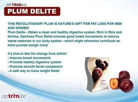 Optrimax Plum Delite Maintenance Package For Reseller 1 optrimax plum delite 10pcs 11street malaysia weight management