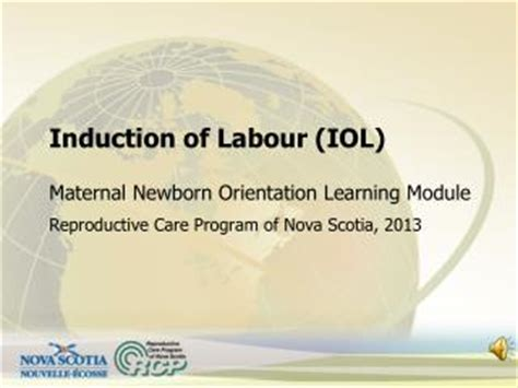 induction or orientation is an integral part of ppt prolonged pregnancy induction of labour powerpoint presentation id 483473