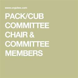 pack committee chair 1000 images about tiger scouts on