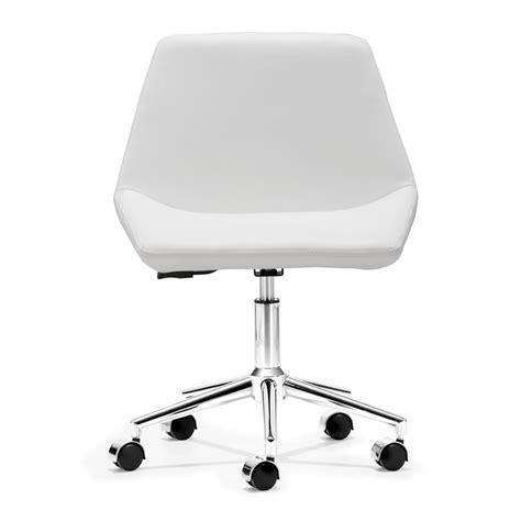 zen office furniture dreamfurniture zen office chair white