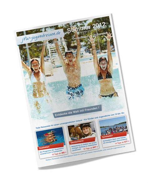 print layout en español reisekatalog