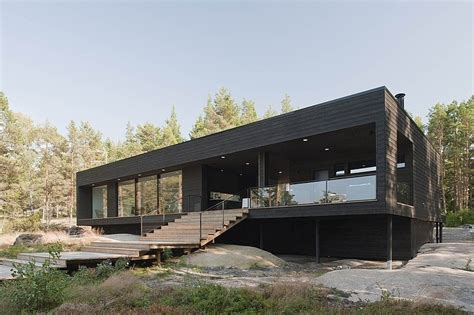 design hill finland house of the day summer villa by haroma partners