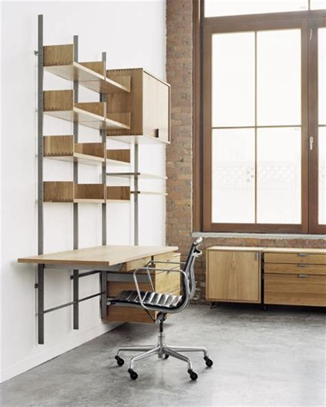 the as4 modular furniture system detail of home office