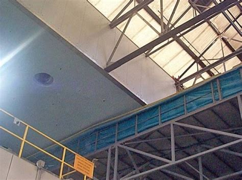 Concrete Ceiling Insulation by Kemsley Paper Mill Major Refurbishment To 24 Hour Paper Mill Abfad Ltd