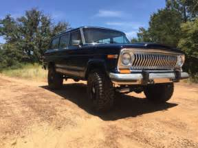 Jeep Ls 1985 Jeep Wagoneer Ls 5 3 For Sale Photos Technical