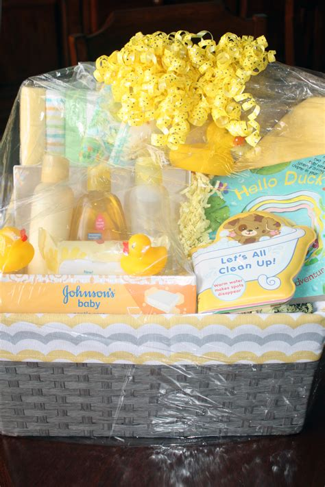 Baby Shower Gift Basket Ideas by Get Creative Baby Shower Gift Basket Ideas Cookie