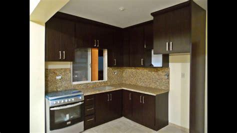 plastic kitchen cabinets  granite top youtube