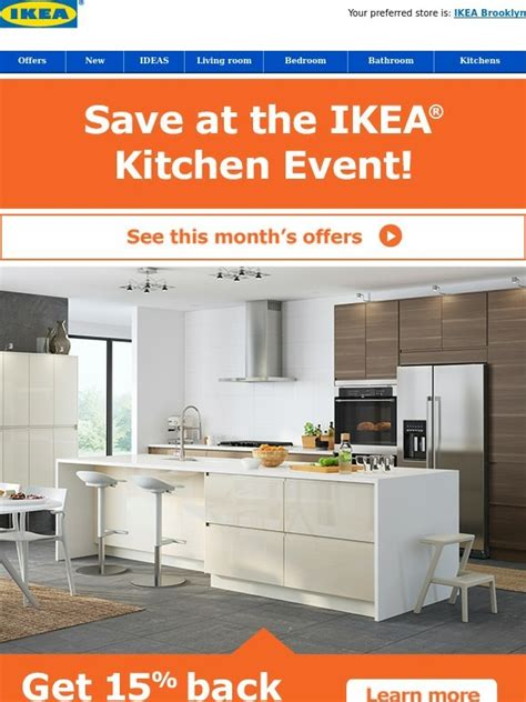ikea kitchen event ikea the ikea kitchen event continues milled