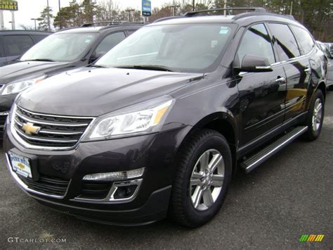 what color is tungsten metallic 2013 tungsten metallic chevrolet traverse lt 79058208