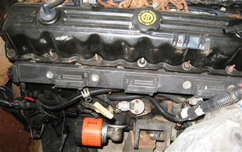 Jeep 4 0 Block 2001 Jeep Block Complete Engine 4 0 242