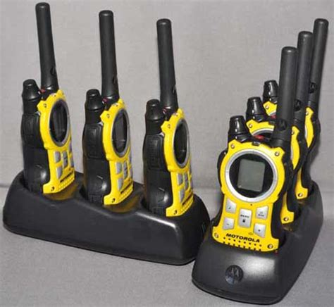 Walkie Talkie Motorola Mr350 6 motorola mr350 mr560 frs gmrs 2 way radio walkie talkie