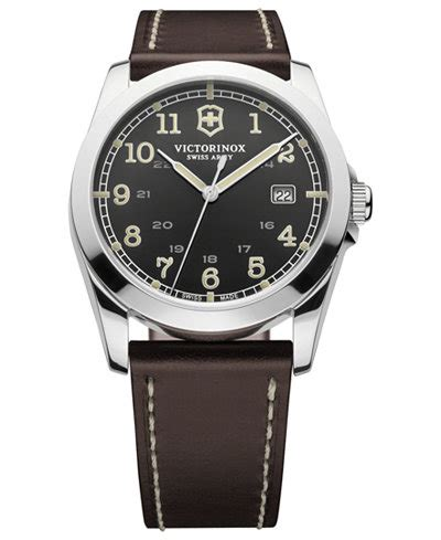 Swiss Army Ba405ld Brown Blue swiss army watches shop for and buy swiss army watches