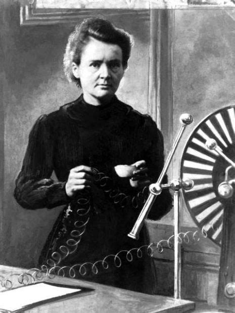 Maria Curie-Sklodowska voted the most influential woman in