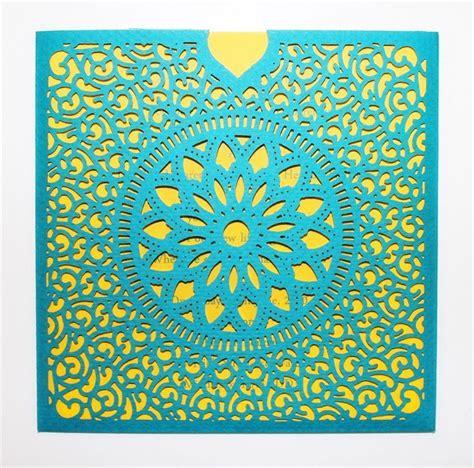 invitation rangoli design intricate creations rangoli invitation art pinterest