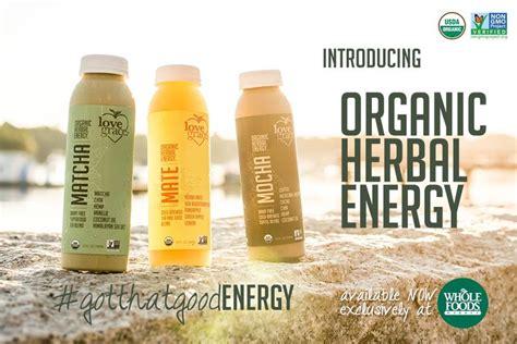 Coffee Drink Herbal caffeinated superfood beverages herbal energy