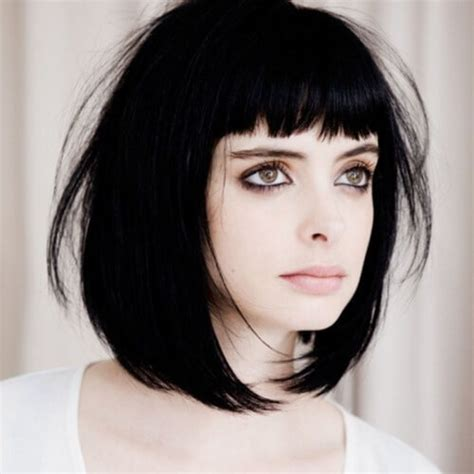 Bob With Bangs Black Hairstyles Hair by 50 Extraordinary Ways To Rock Hair With Bangs Hair