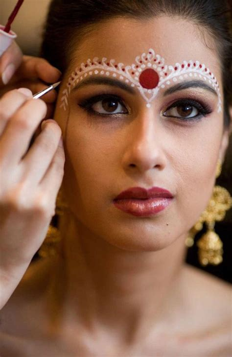 All Bridal Pics by Bengali Bridal Makeup With 10 Amazing Pics And