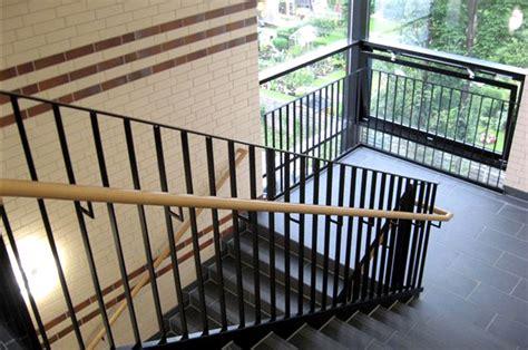 stahlgeländer treppen gel 228 nder und balkone tews maschinen und
